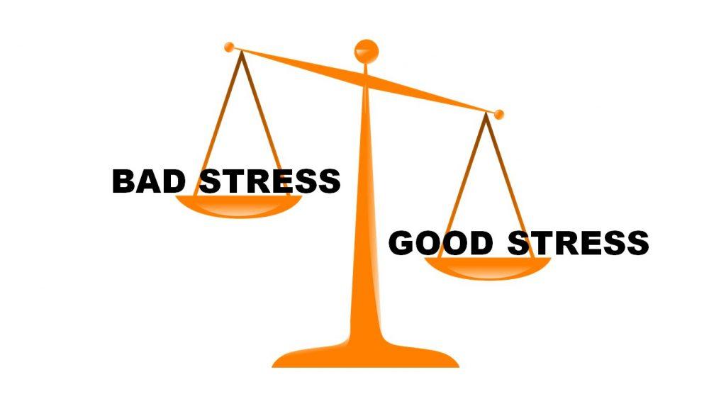 добър стрес лош стрес