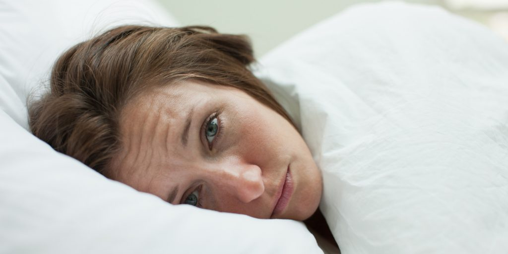 лош сън стрес