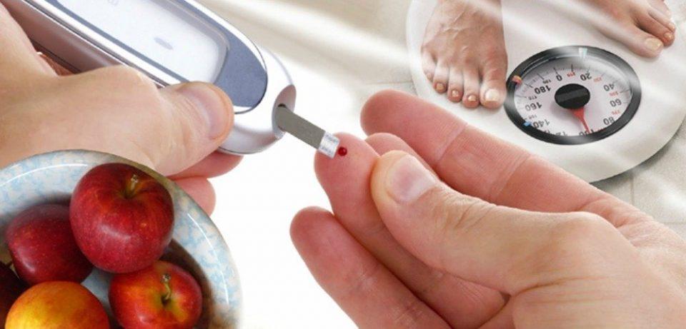 наднормено тегло и диабет