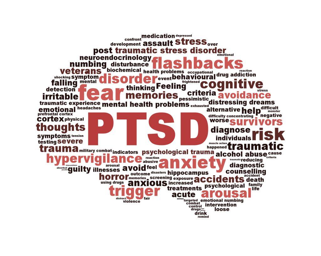 посттравматичен стрес