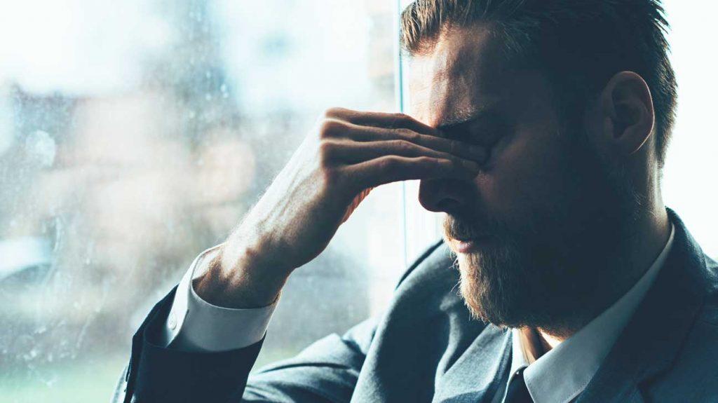 стрес на работа - как се отразява на здравето