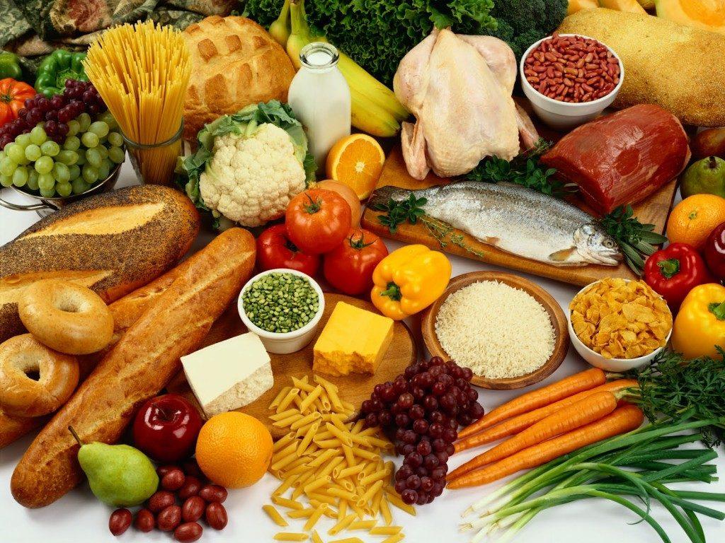 тип тяло – хранителен режим