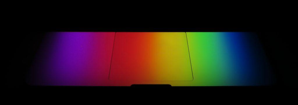 аура камера - цветове