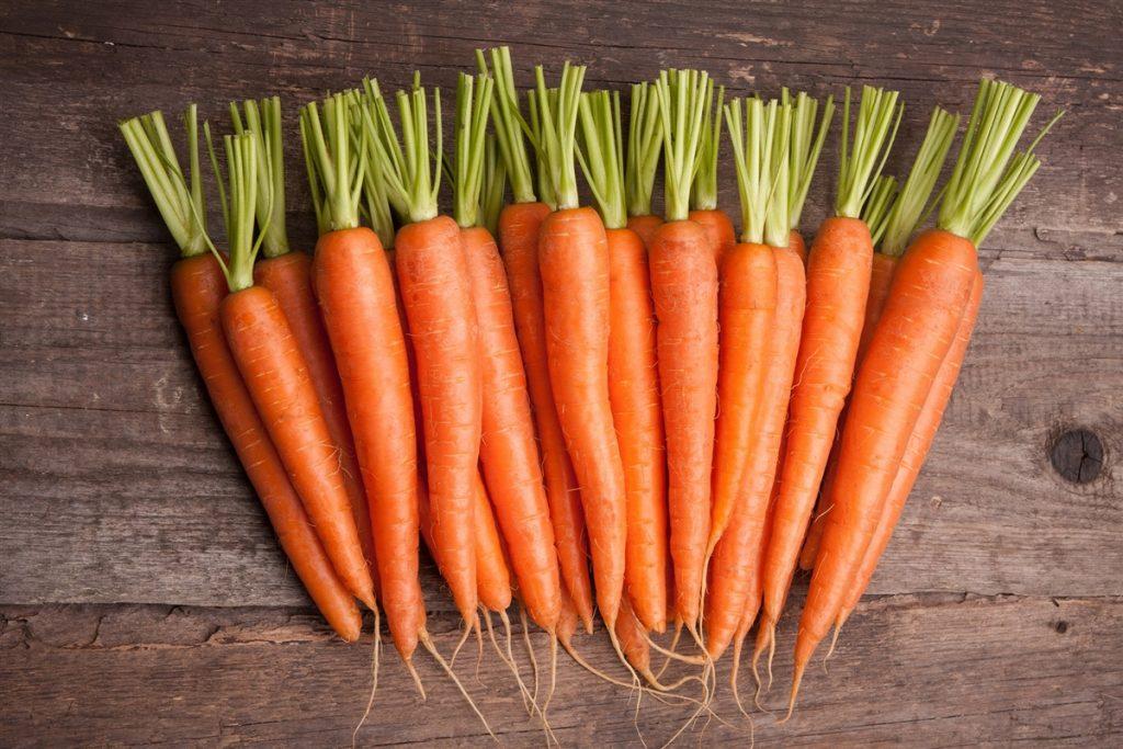 естествена детоксикация – моркови