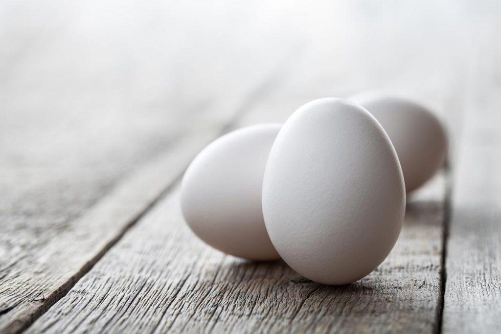 естествена детоксикация – яйца