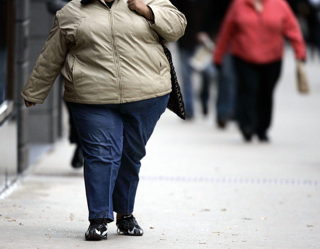 затлъстяване - движение