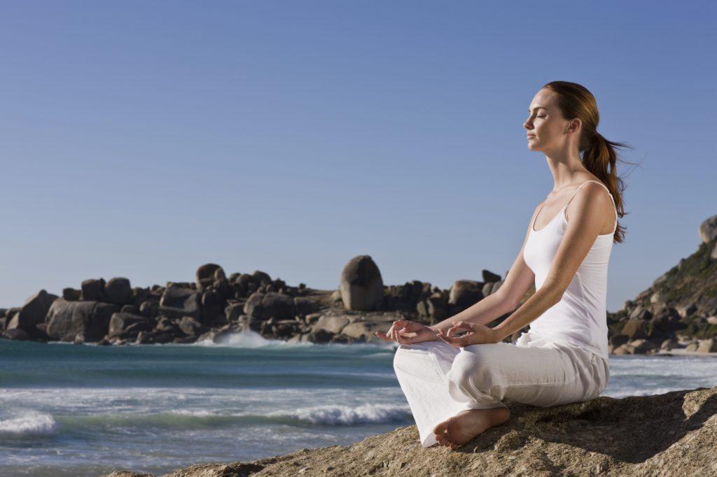 Медитация на морето