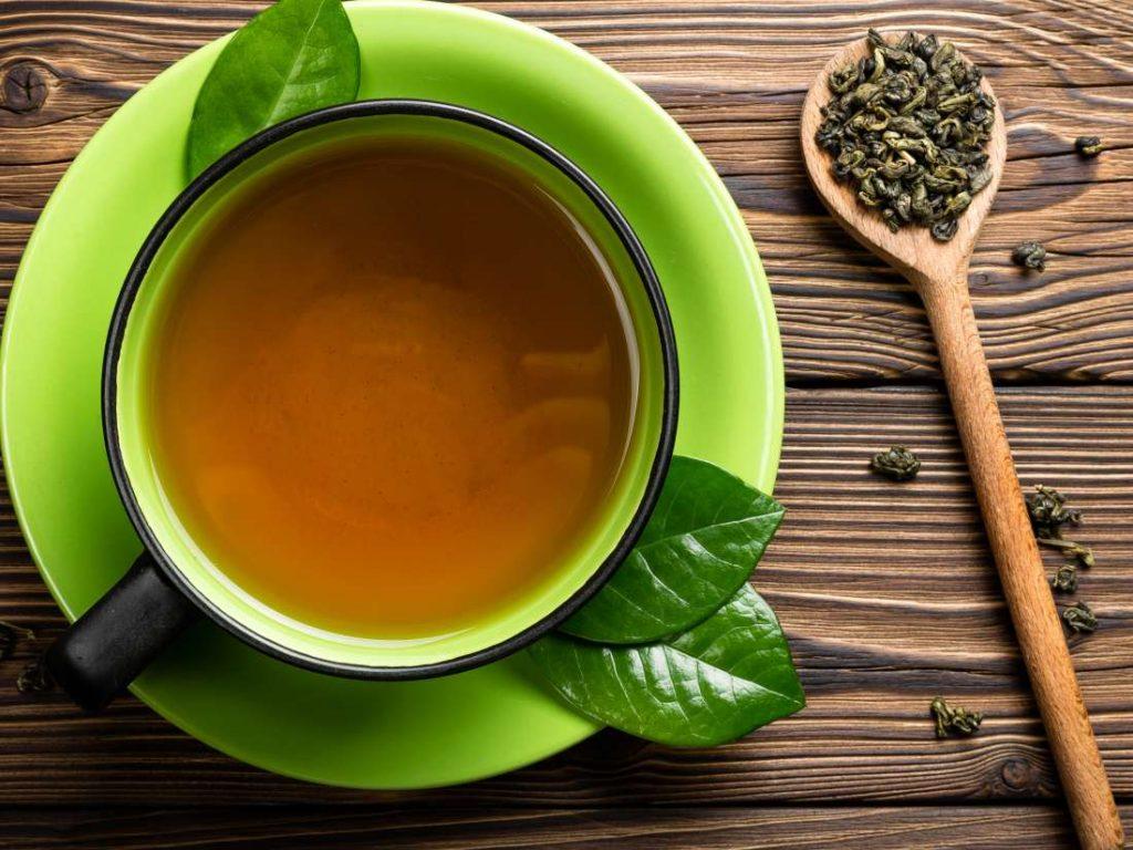 метаболизъм – зелен чай