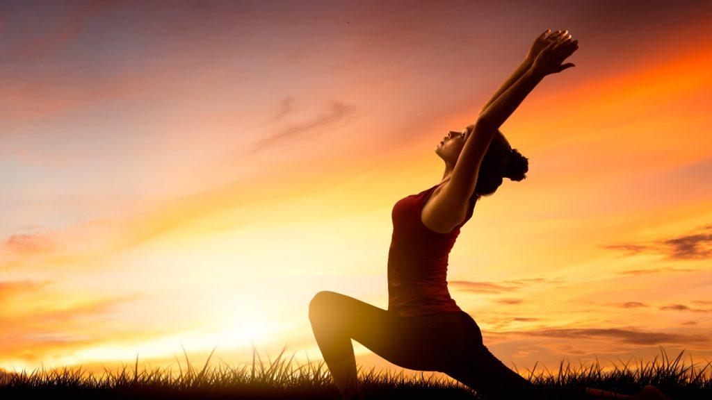 енергия от слънцето йога