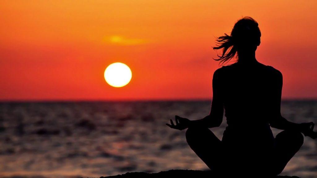 енергия от слънцето – медитация