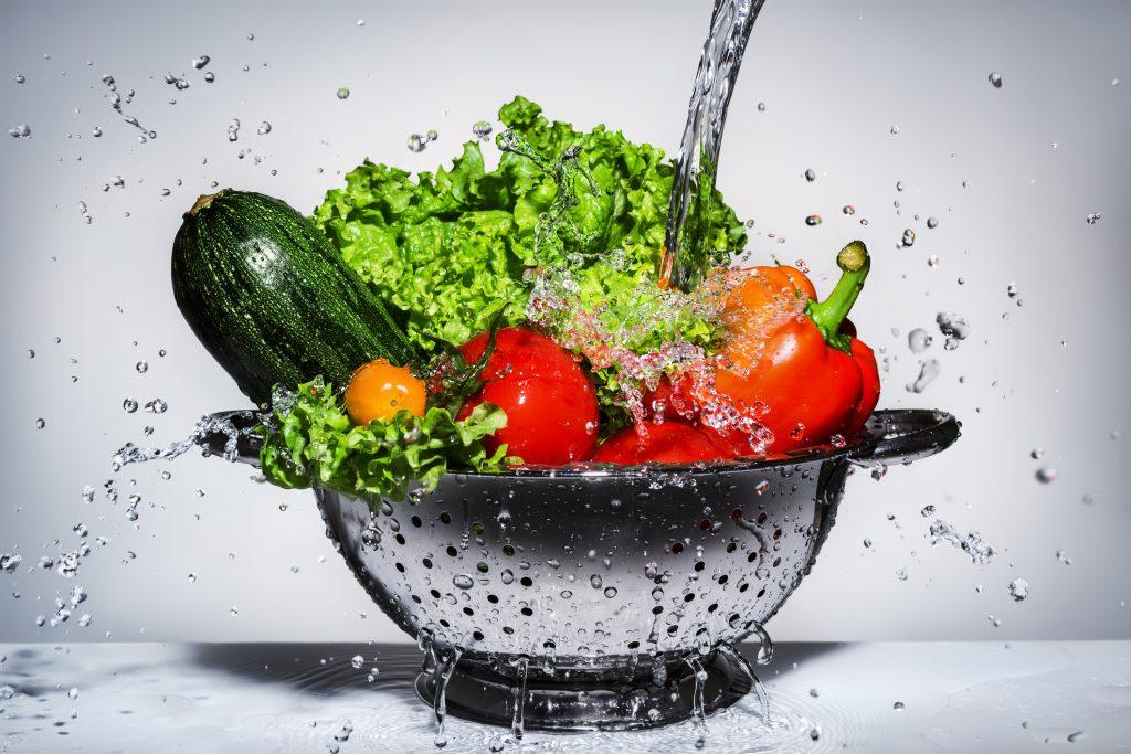 здравословно готвене – миене на зеленчуци и плодове