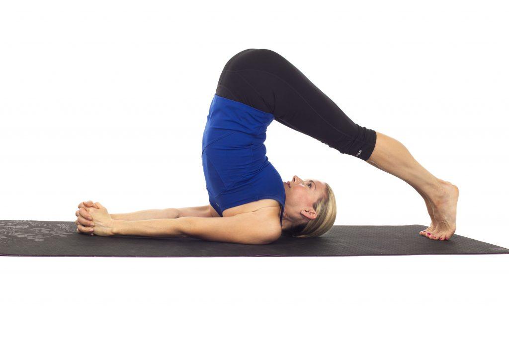 Как да отслабнем с йога - рало