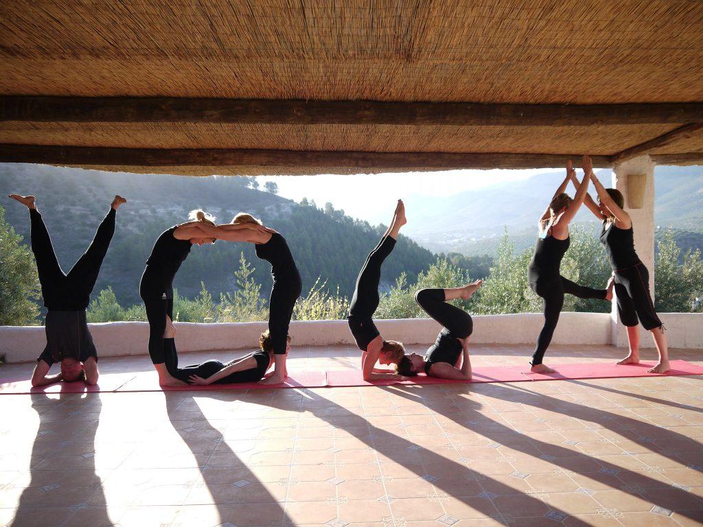 какво е йога ритрийт - предимства