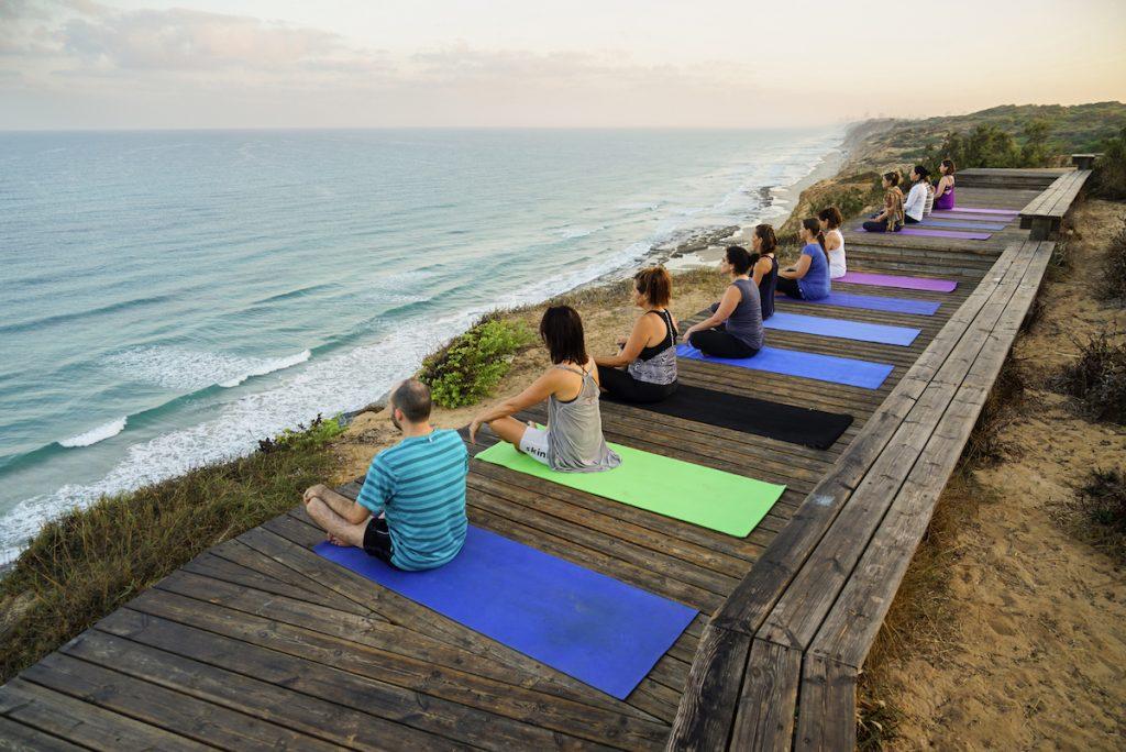 какво е йога ритрийт