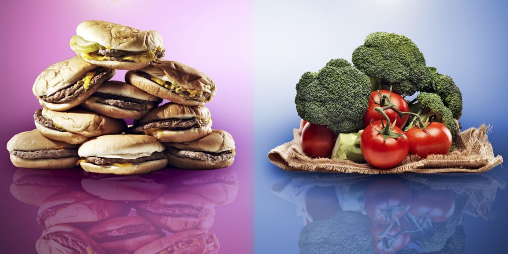 бързо хранене – алтернативи