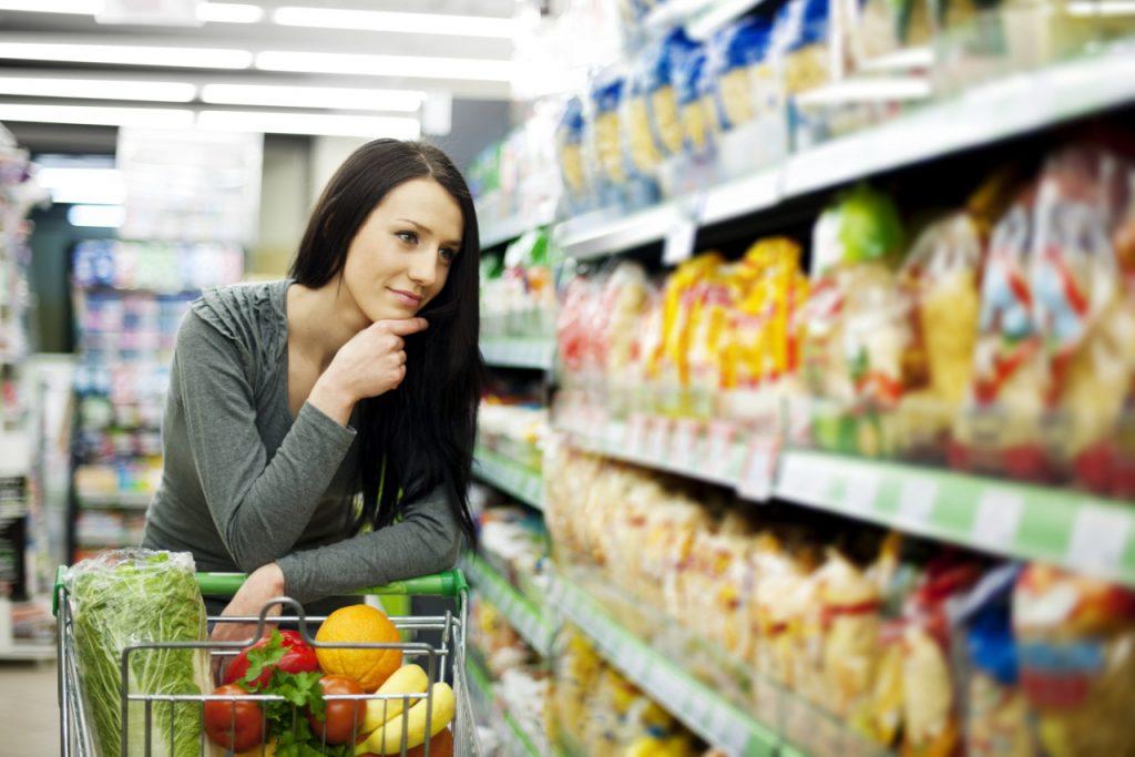 размерът на порциите – как да пазаруваме