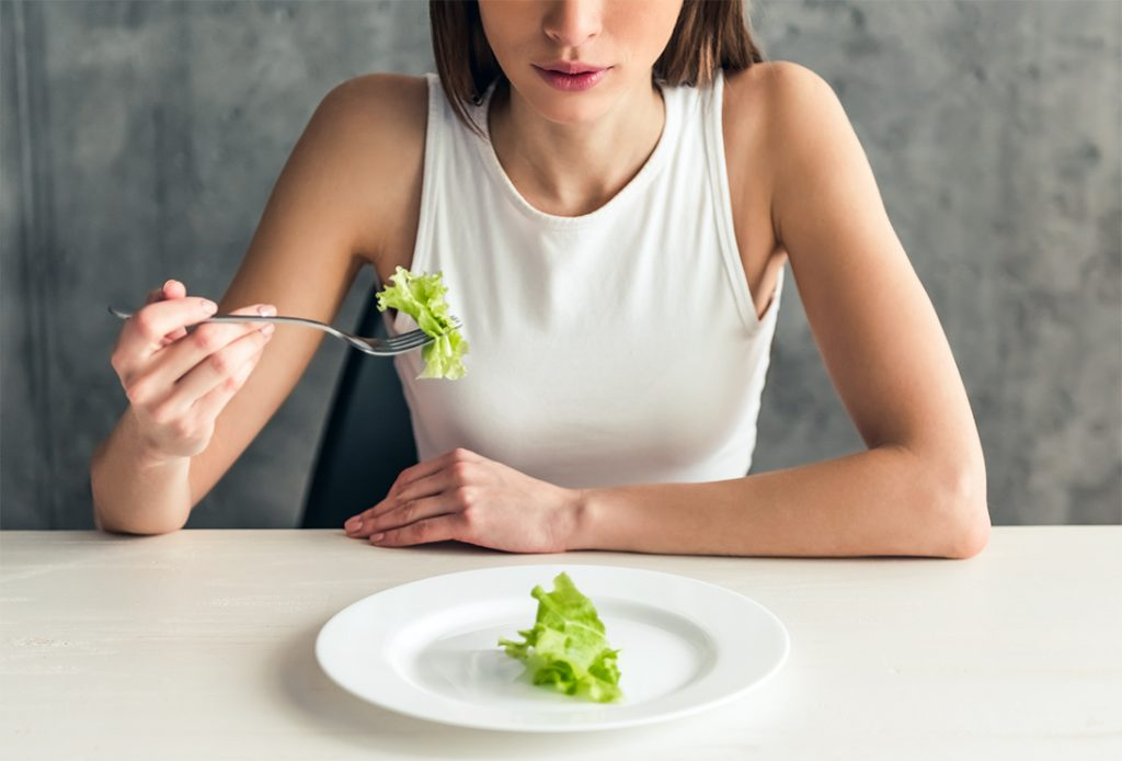 хранително разстройство – признаци и симптоми