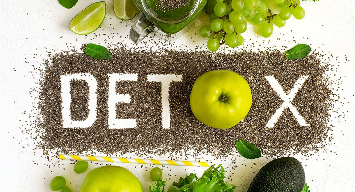 DETOX AND CELLULAR REGENERATION