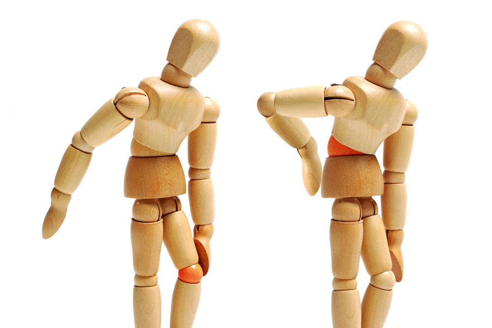 правилна стойка – как влияе върху здравето