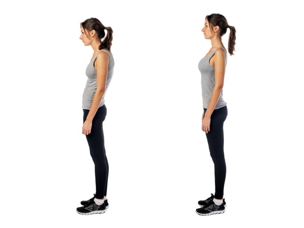 правилна стойка – как да коригираме стойката
