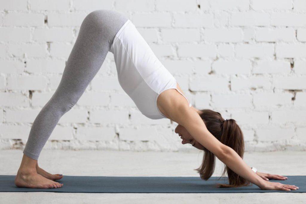 mind-body тренировки - йога