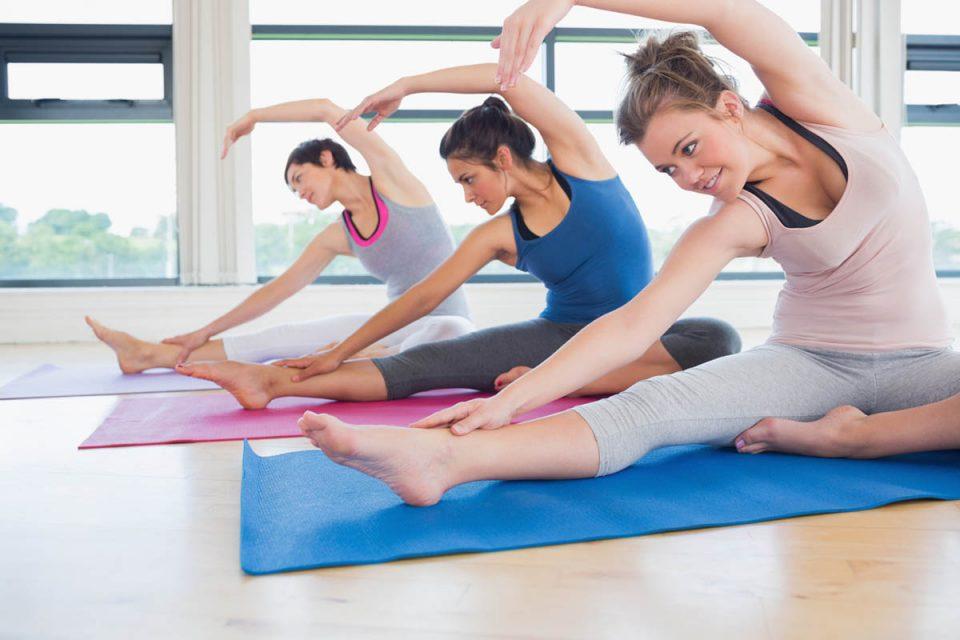 mind-body тренировки - пилатес