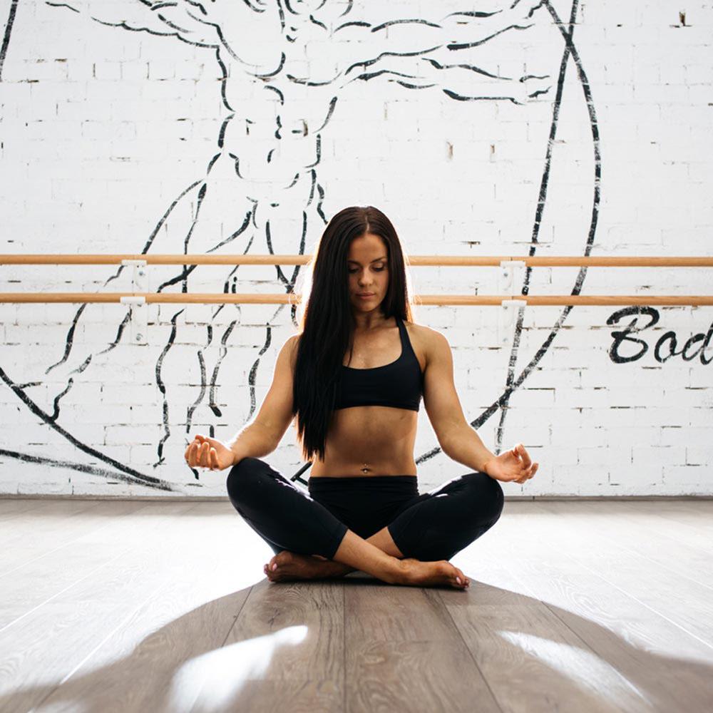 mind-body тренировки