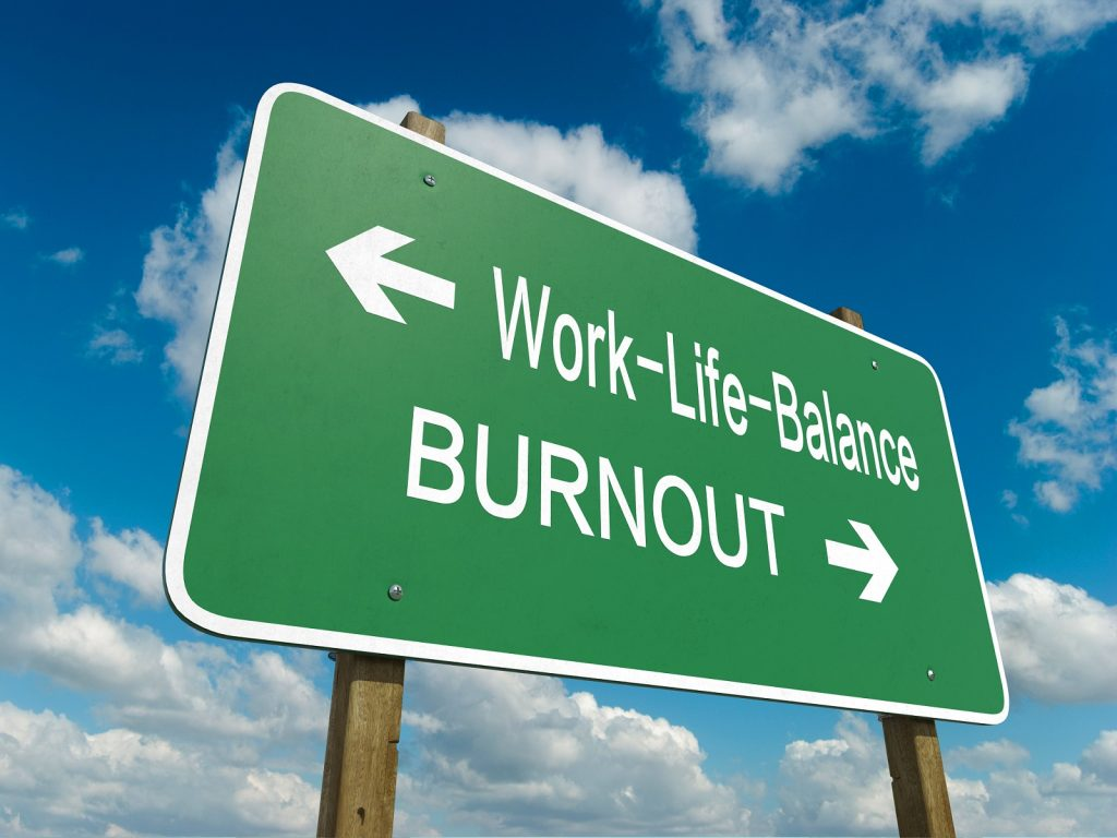 баланс живот-работа