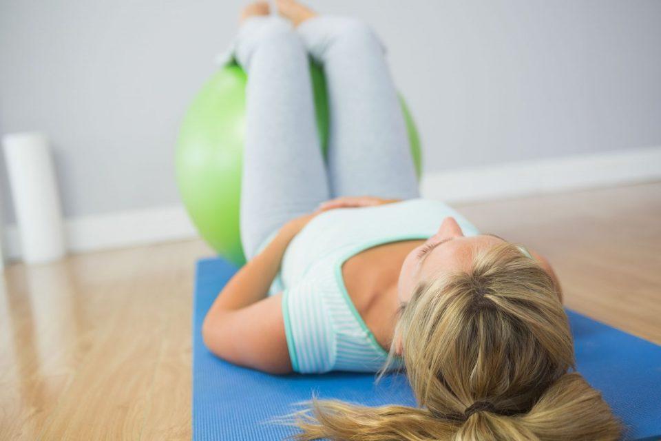 лечебна йога – заздравяване след операция
