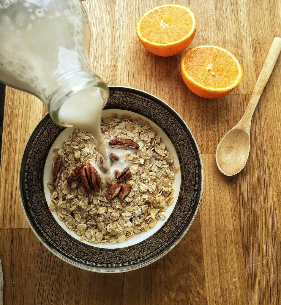 овесено мляко – ползи за здравето